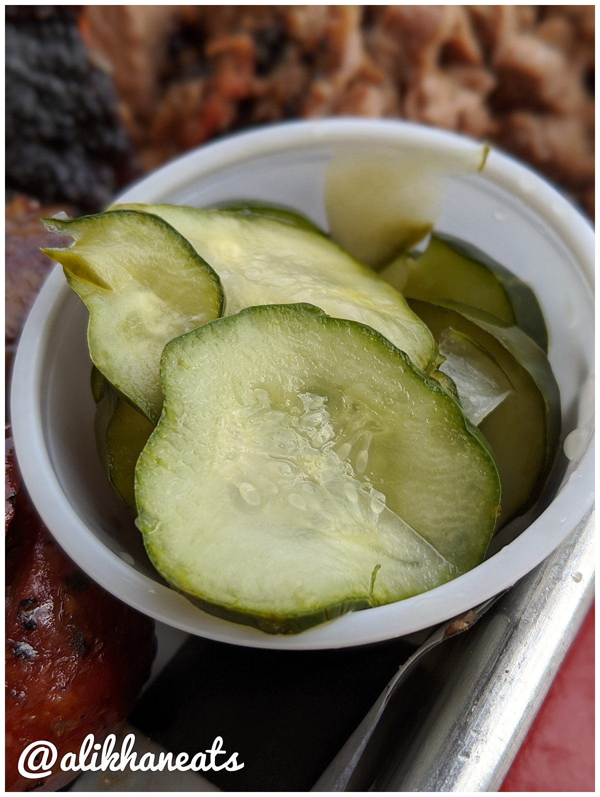Brotherton's pickles
