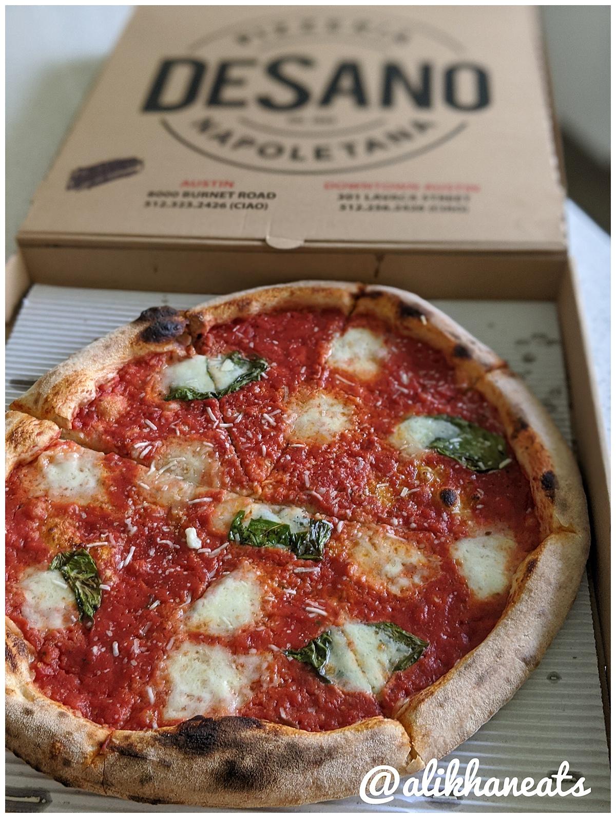 DeSano Pizza Margherita