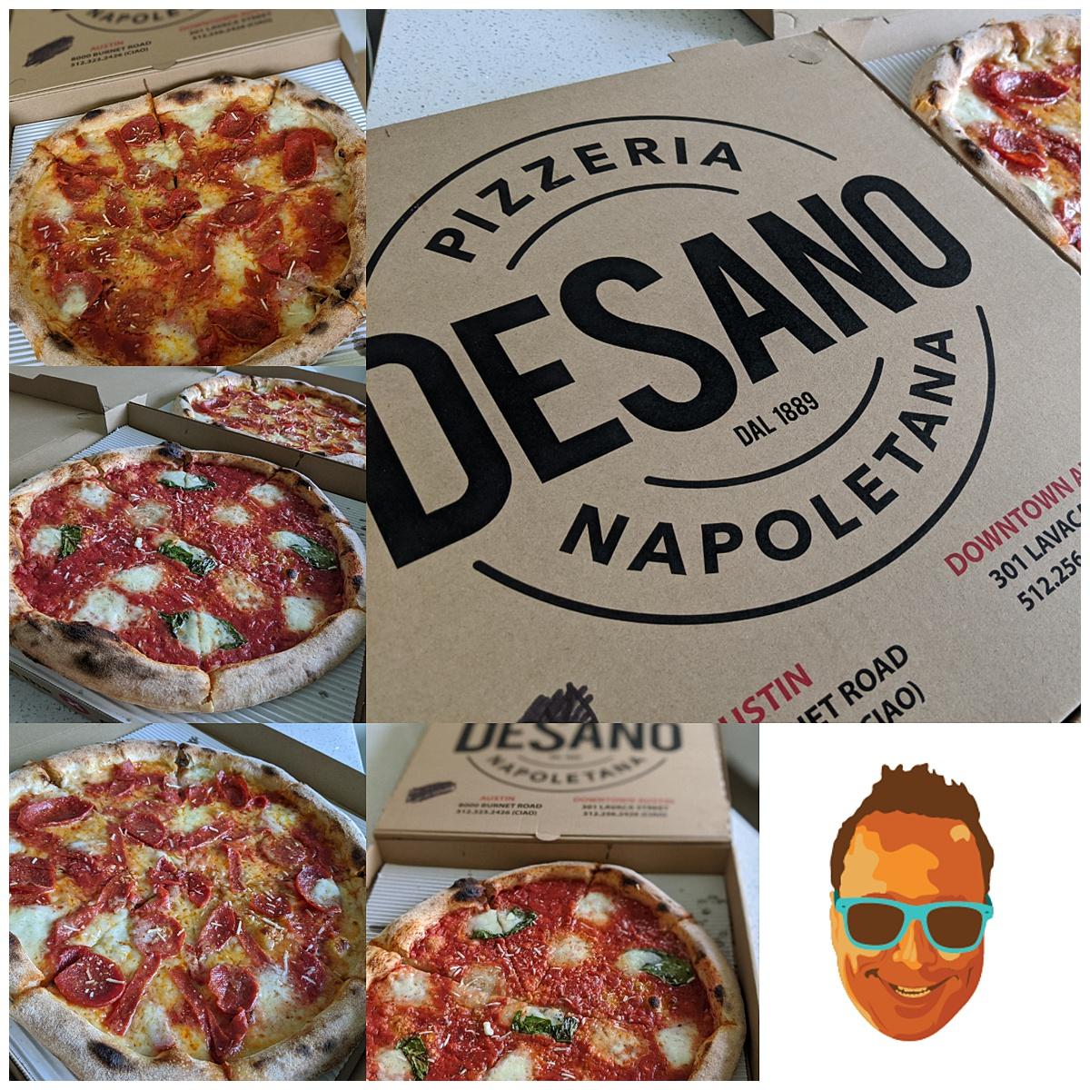 DeSano Pizza Montage
