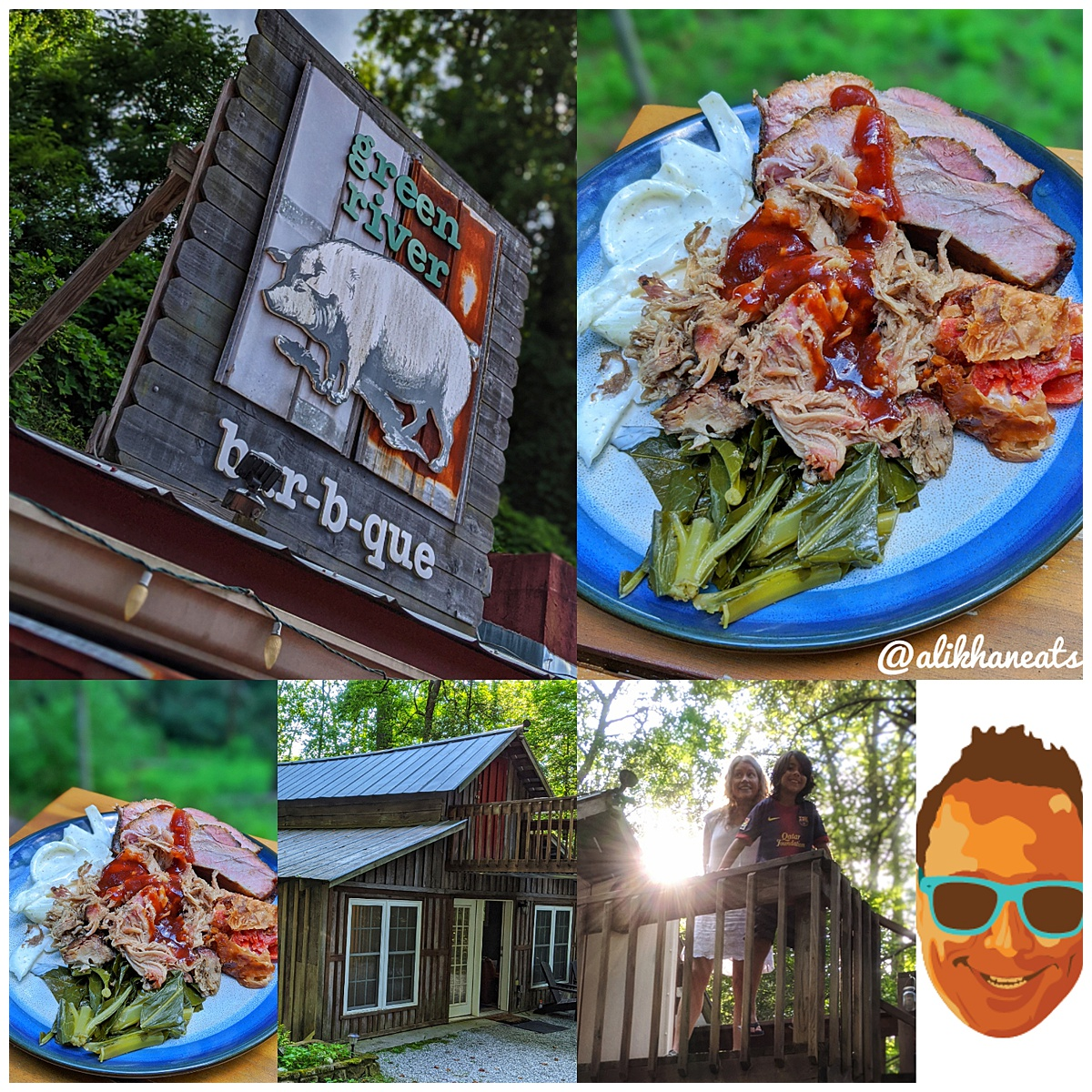 Green River BBQ montage