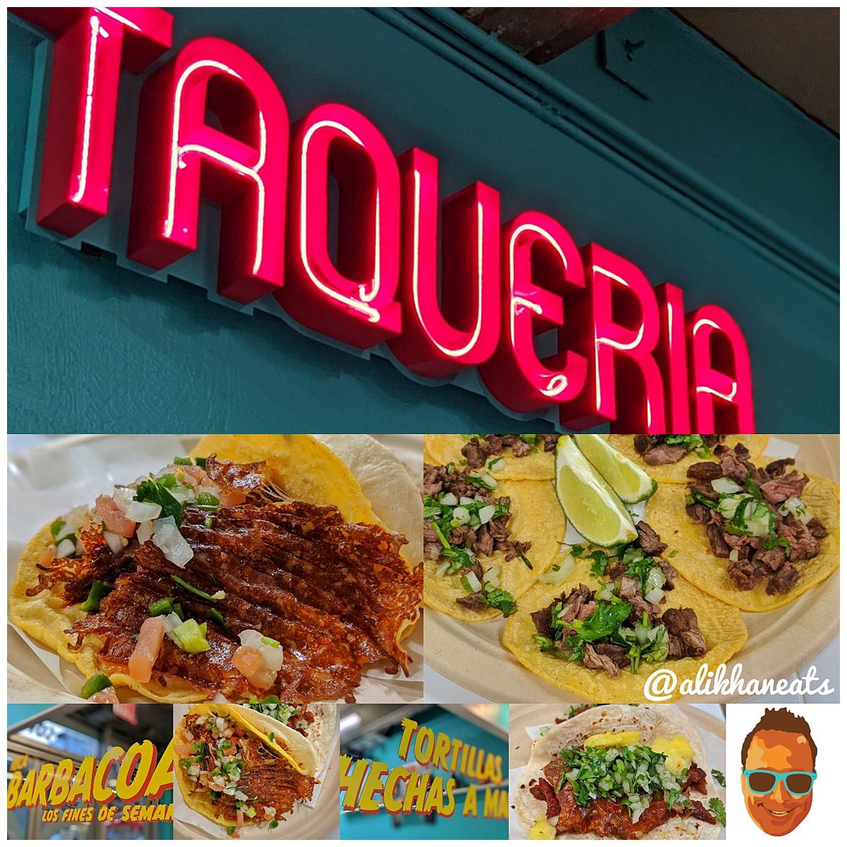 One Taco Taqueria montage