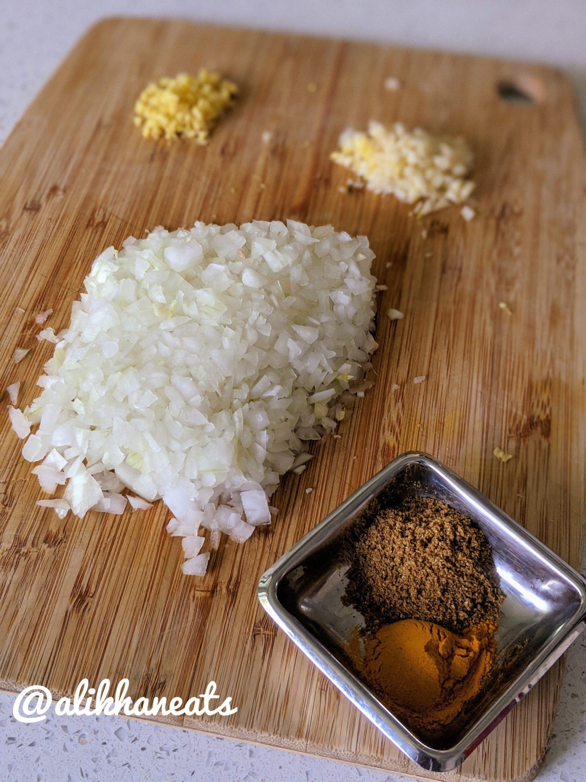 easy dal recipe ingredients 1