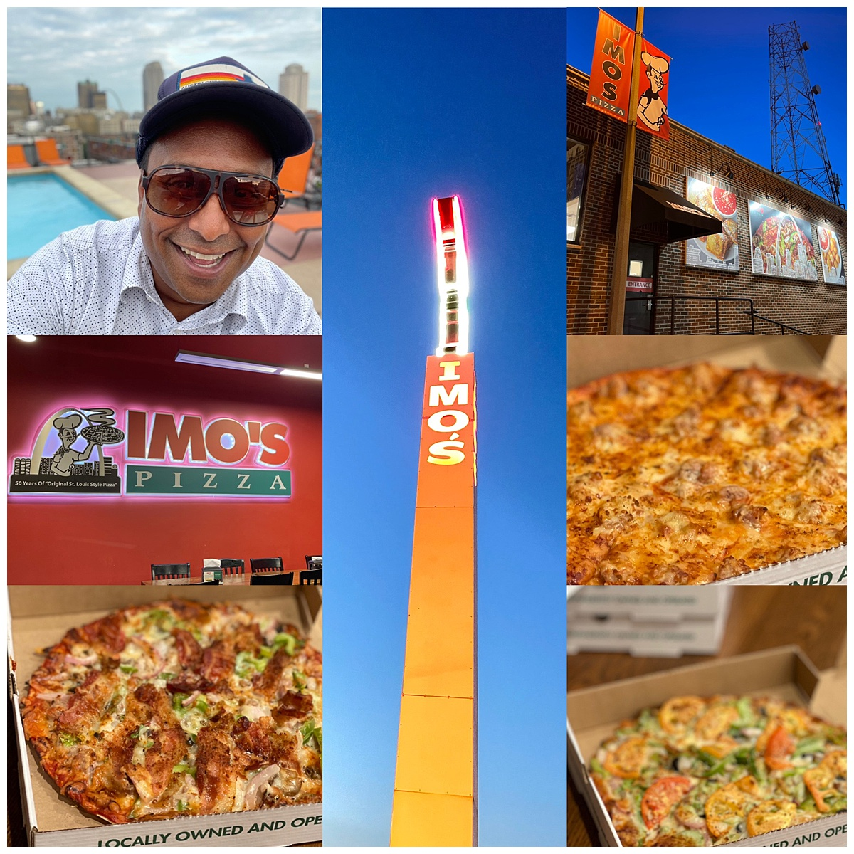 Imo's Pizza montage