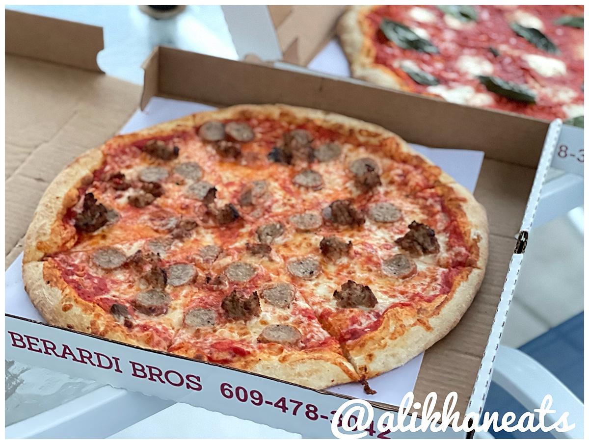 Berardi Brothers Pizza Sausage 1